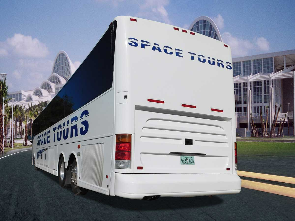 Space Tours Motor Coaches